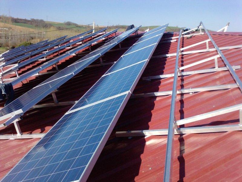 Solar fotovoltaica conectada a red en b scones de ojeda for Instalacion fotovoltaica conectada a red