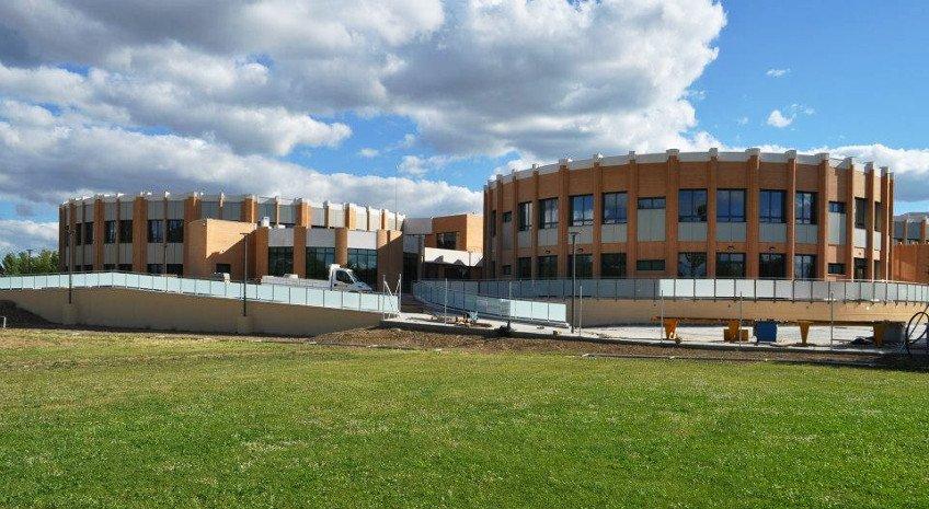 residencia geotermia Palencia